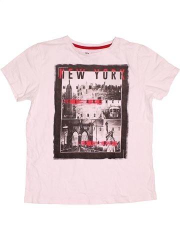 T-shirt manches courtes garçon PRIMARK rose 13 ans été #1533517_1