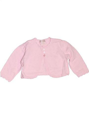Chaleco niña MAMAS & PAPAS rosa 9 meses invierno #1533667_1