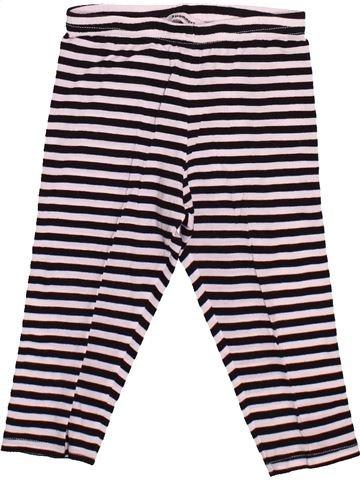 Legging niña 3 POMMES negro 4 años invierno #1534354_1