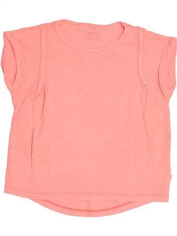 T-shirt manches courtes fille NAME IT rose 8 ans été #1534360_1