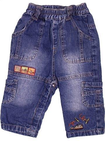 Tejano-Vaquero niño DISNEY azul 12 meses invierno #1534789_1