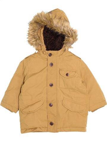 Manteau garçon GAP orange 2 ans hiver #1534982_1