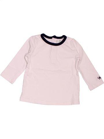 Camiseta de manga larga niño DISNEY blanco 6 meses invierno #1535726_1