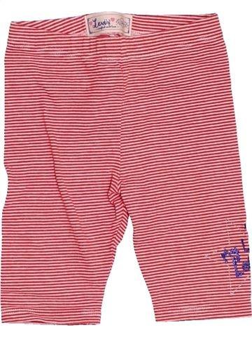 Legging niña LEVI'S rosa 12 meses verano #1535940_1