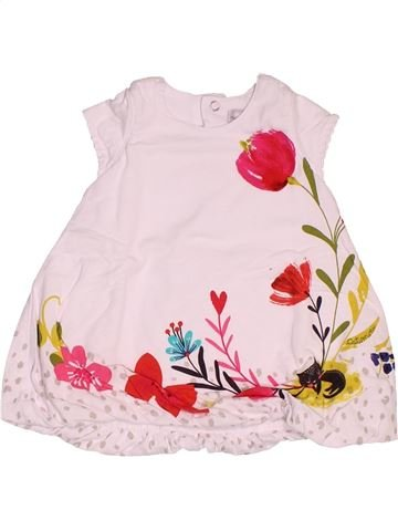 Vestido niña CATIMINI rosa 3 meses verano #1536128_1