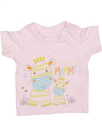 Camiseta de manga corta niño PEP&CO blanco 12 meses verano #1537126_1