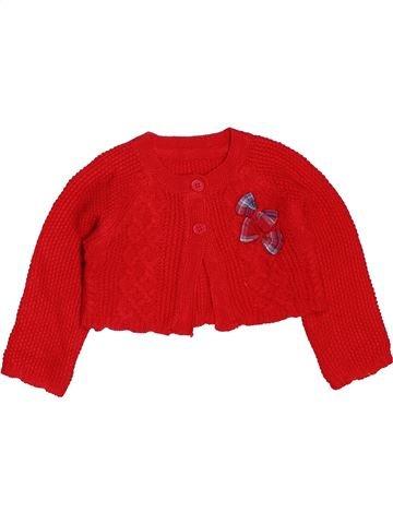 Bolero niña NUTMEG rojo 9 meses invierno #1537532_1