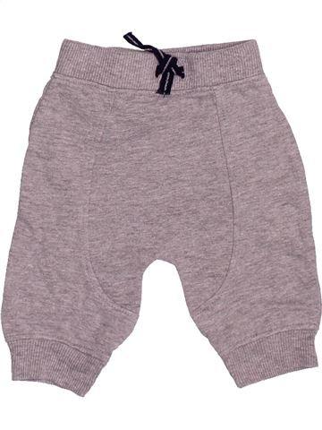Pantalon garçon PEACOCK'S gris 3 mois hiver #1537587_1