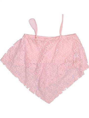 T-shirt sans manches fille CANDY COUTURE rose 11 ans été #1537623_1