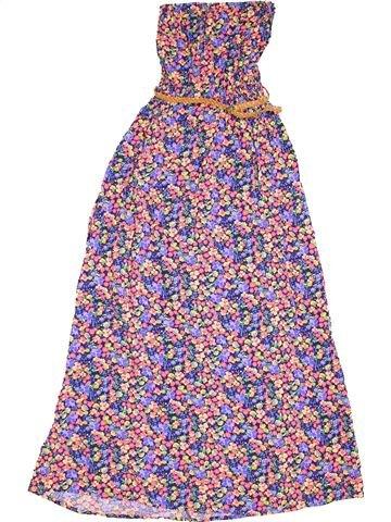 Robe fille NEW LOOK violet 9 ans été #1537784_1