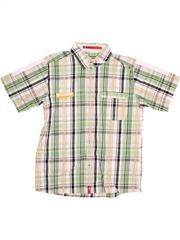 Chemise manches courtes garçon ESPRIT blanc 12 ans été #1539130_1