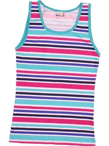 T-shirt sans manches fille HOT & SPICY violet 14 ans été #1539145_1