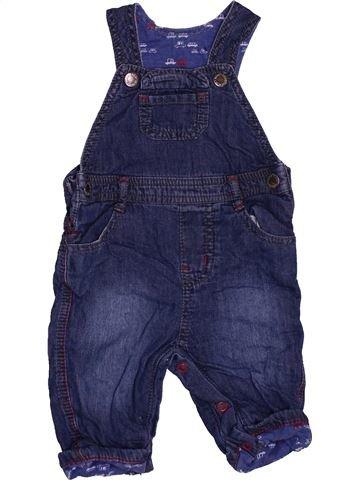 Salopette garçon MINI CLUB bleu 3 mois hiver #1539351_1
