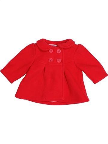Veste fille JASPER CONRAN rouge 3 mois hiver #1539386_1