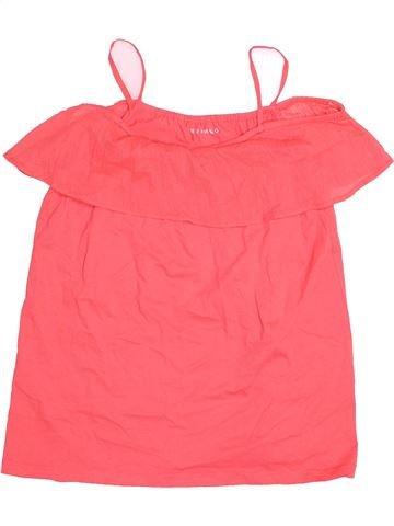 T-shirt sans manches fille NUTMEG rose 12 ans été #1539551_1