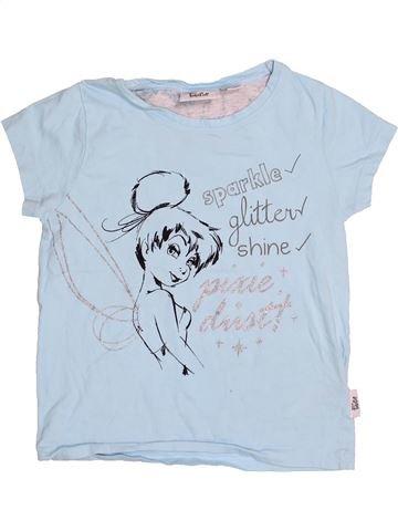 Camiseta de manga corta niña DISNEY blanco 9 años verano #1539662_1