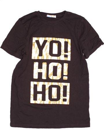 Camiseta de manga larga niño M&CO beige 13 años invierno #1539710_1