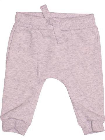Pantalon garçon F&F rose 6 mois hiver #1539800_1
