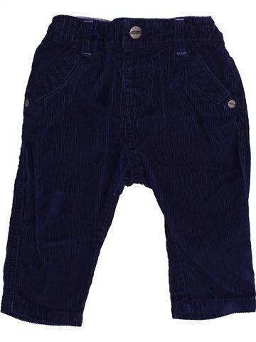 Pantalón niño MARKS & SPENCER negro 6 meses invierno #1539929_1