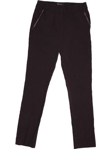 Pantalon fille NEW LOOK marron 12 ans hiver #1540047_1