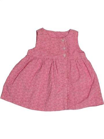 Vestido niña NUTMEG rosa 3 meses invierno #1540088_1