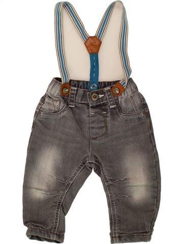 Tejano-Vaquero niño NUTMEG gris 6 meses invierno #1540191_1
