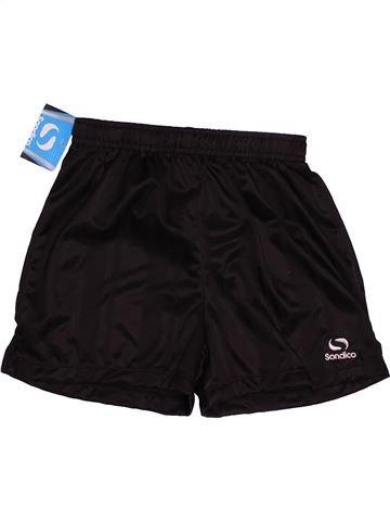 Pantalon corto deportivos niño SONDICO negro 5 años verano #1540433_1