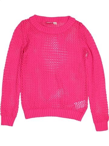 Pull fille PEPPERTS rose 12 ans hiver #1541004_1