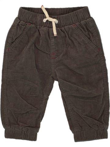 Pantalón niño NUTMEG gris 6 meses invierno #1541153_1