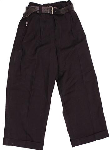 Pantalón niña SANS MARQUE marrón 2 años invierno #1541264_1