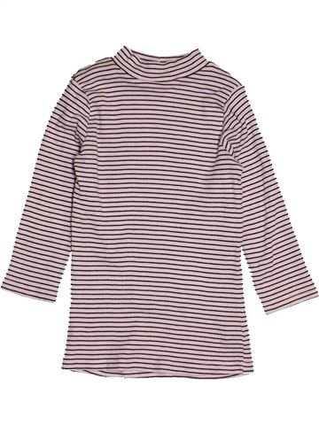 Camiseta de manga larga niña F&F rosa 10 años invierno #1541514_1