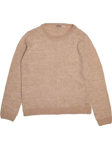 Pull fille NEW LOOK rose 15 ans hiver #1541598_1