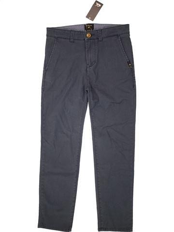 Pantalón niño QUIKSILVER gris 12 años invierno #1541896_1