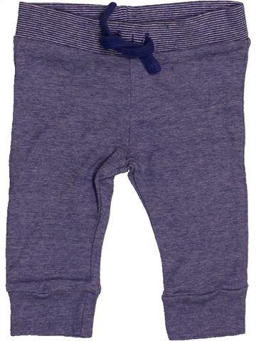 Pantalón niño F&F violeta 3 meses verano #1541942_1