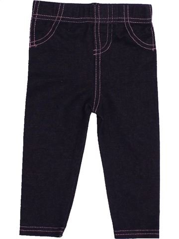 Pantalon fille BABY noir 6 mois été #1542018_1