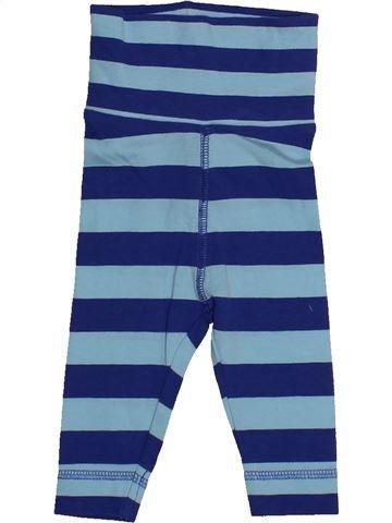 Pantalon garçon H&M bleu 1 mois été #1542046_1