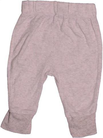 Pantalón unisex GEORGE gris 3 meses verano #1542055_1