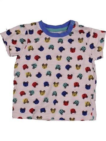 Camiseta de manga corta niño BHS rosa 9 meses verano #1542058_1