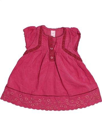 Vestido niña NEXT rosa 3 meses invierno #1542148_1