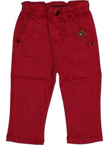 Pantalón niño CATIMINI violeta 12 meses verano #1542341_1