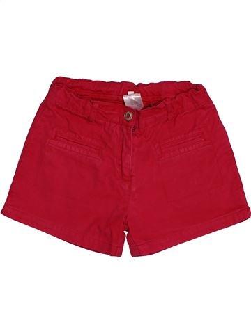 Short-Bermudas niña JACADI rojo 10 años verano #1543388_1