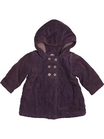 Manteau fille OKAIDI bleu 6 mois hiver #1543464_1