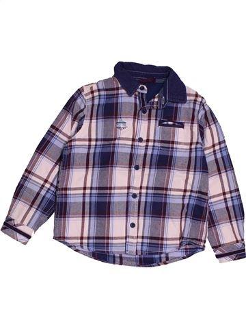 Chemise manches longues garçon SERGENT MAJOR bleu 5 ans hiver #1543572_1