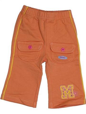 Pantalón niña DISNEY marrón 6 meses verano #1544003_1