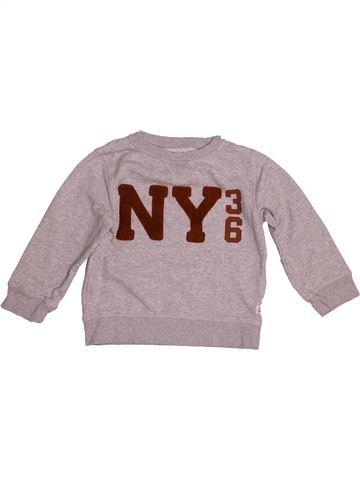 Sweat garçon H&M violet 6 ans hiver #1544419_1