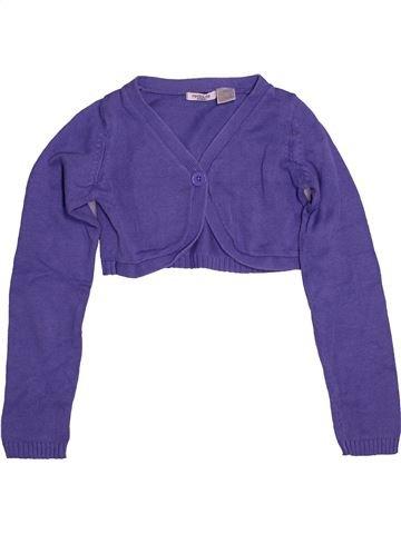 Bolero niña LA REDOUTE violeta 10 años verano #1544453_1
