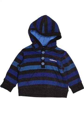 Sweat garçon MCKENZIE bleu 6 mois hiver #1545347_1