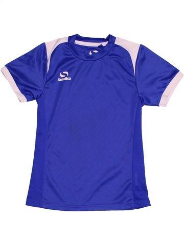 Camiseta deportivas niño SONDICO azul 6 años verano #1545381_1