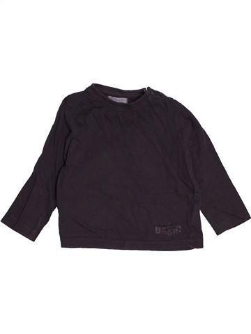 Camiseta de manga larga niño JBC negro 12 meses invierno #1545970_1