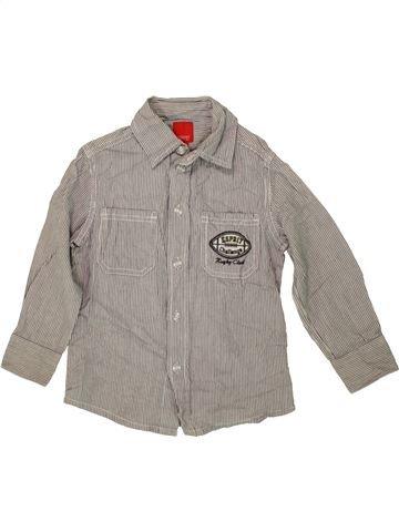 Camisa de manga larga niño ESPRIT gris 3 años invierno #1546340_1